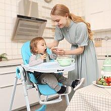 Costway Seggiolone regolabile per bambino con