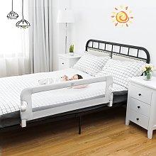Costway Sponda per il letto 120 cm pieghevole