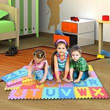 Costway Tappetino da gioco per bambini da