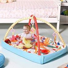 Costway Tappetino gioco con palestrina per neonato