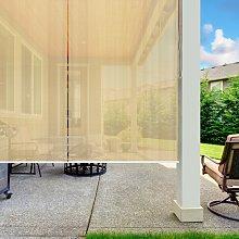 Costway Tenda da sole per veranda gazebo cortile