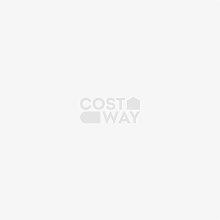 Costway Tenda spogliatoio da esterno ad apertura