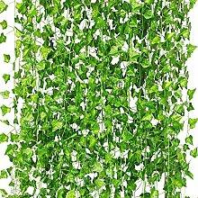 CQure, Ghirlanda di eucalipto artificiale