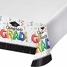 Creative Converting 335384#1 Grad - Tovaglia in