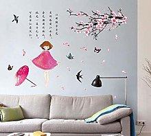 Creativo 3D Peach Girl Room Camera da letto