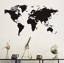 Creativo Decorazioni Per La Casa Mappa Del Mondo