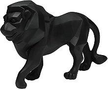 Creativo Leone Statua Scultura Animale Scultura