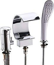 Cromo doccia doccia vasca installazione 3 fori