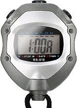 Cronometro impermeabile digitale palmare