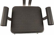 Croydex - Cuscino per Sedia da Doccia, ABS, Grey,