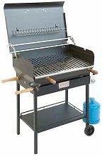 Cruccolini - Barbecue a gas con pietra lavica