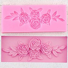CSCZL Albero di Fiori di Rosa Stampo in Silicone
