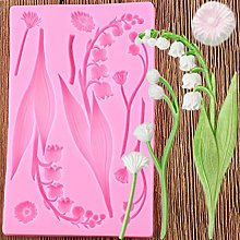 CSCZL Stampo in Silicone per Orchidee Stampo per