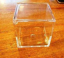 Cubetto portaconfetti 8x8x8 plexiglass scatola