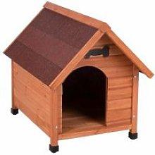 CUCCIA in Legno per cane legno di cipresso 54 x 77