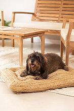 Cuccia per cani (60 cm x 90 cm) Fakip Yute Sklum