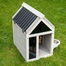 Cuccia per cani cane domestico in vero legno