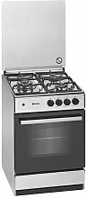Cucina a Gas G540 DV 55 cm Acciaio inossidabile (3