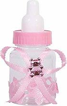 CUHAWUDBA 50Pcs Ragazza Boy Baby Shower