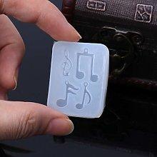 Cuigu - Stampo in silicone per gioielli con
