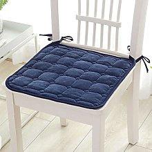 Cuscini di seduta in cotone in fibra di cotone del