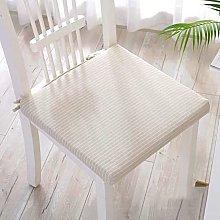 Cuscini per sedia in stile giapponese in lino di