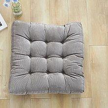 Cuscini per sedia in velluto a coste per sala da