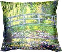 Cuscino arredo Il Ponte Giapponese