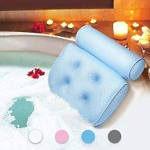 Cuscino da bagno impermeabile bagno cuscino testa