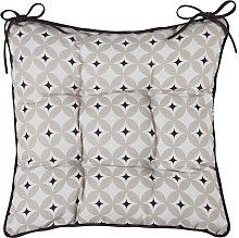 Cuscino da sedia da esterno motivi grafici