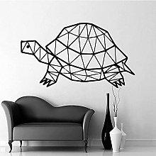 Cute Turtle Adesivo murale Vinile autoadesivo