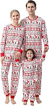 CuteAngel Famiglia Pigiama Natale Donna Uomo