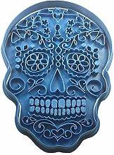 Cuticuter Halloween Teschio Mexican Stampo per