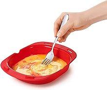 CXJC - Frittata per forno a microonde,
