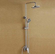 CY Bagno Doccia Set rubinetto in ottone coperchio
