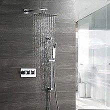 CY Set doccia con sollevamento asta doccia Set