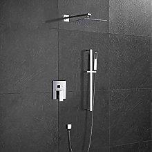 CY Set doccia Copper Square 2 funzione di