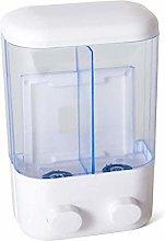 Dabuty Online, S.L. Dispenser di sapone doppio da