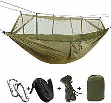 DAGUAI Amaca, Camping Hammock Sedia con zanzariera