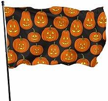 Dandiera Halloween Jack-o '- Lanterne Pumpkin
