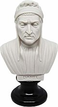Dante Busto di Personaggi Famosi - Riproduzione