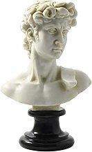 David di Michelangelo - Busto di Personaggi Famosi