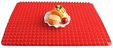 DDyna Padella per Barbecue Antiaderente Silicone
