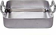 De Buyer 7664.30, Teglia rettangolare per arrosto
