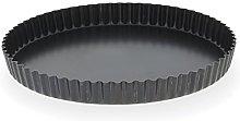 De Buyer, Teglia in acciaio con bordo zigrinato