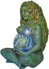 Dea della terra Guadagno Asian Earth Madre Madre