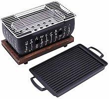 DealMux 2-4 persone giapponese barbecue grill