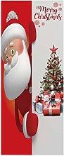 DealMux 2 pezzi/set albero di Natale Babbo Natale