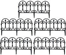 DealMux 5 pezzi di recinzione da giardino