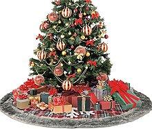 DealMux Accessori natalizi Tappeto per albero di